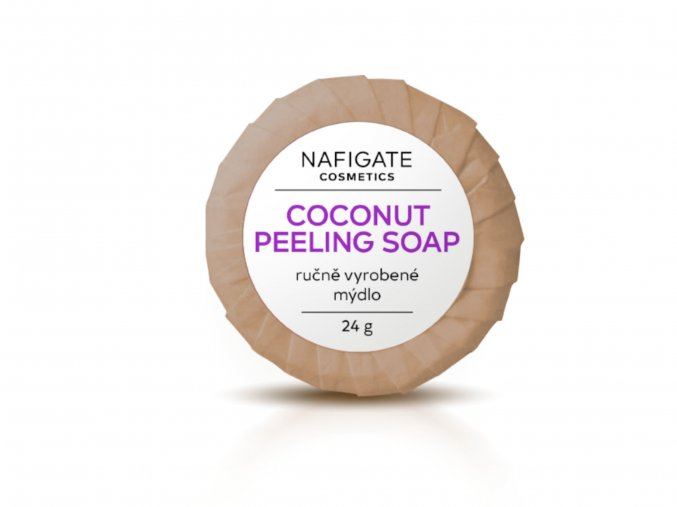 Coconut Peeling Soap 24g