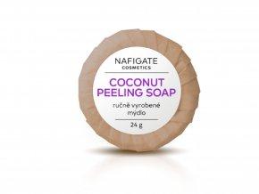 Coconut Peeling Soap 24g