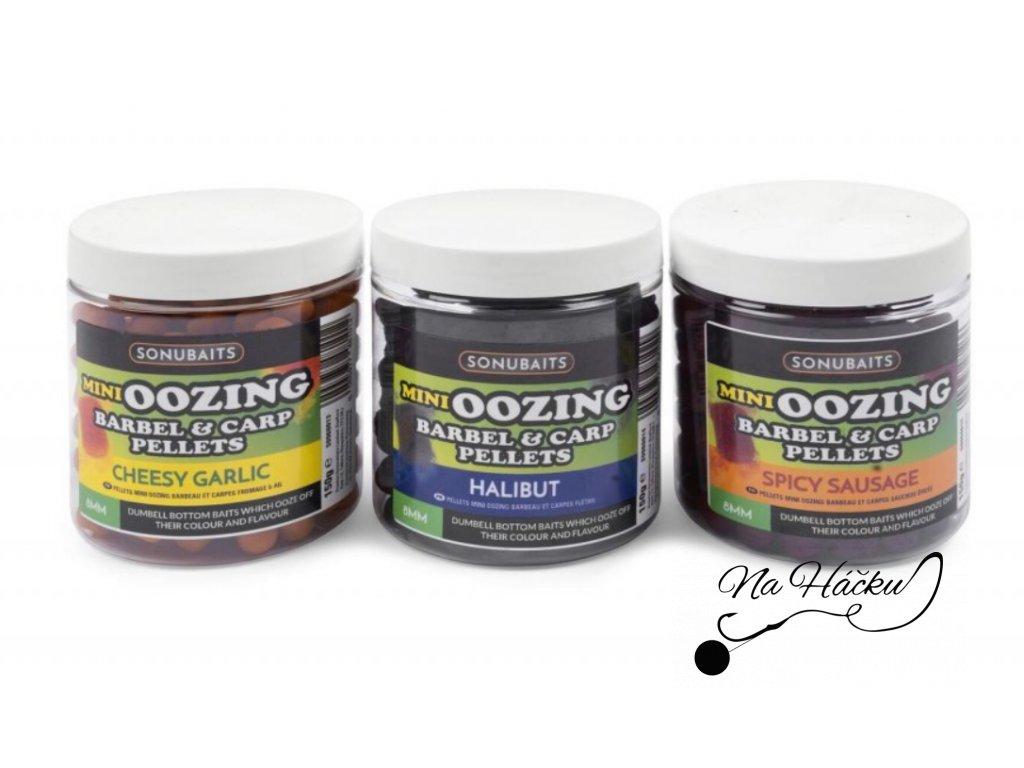 Mini Oozing Pellets
