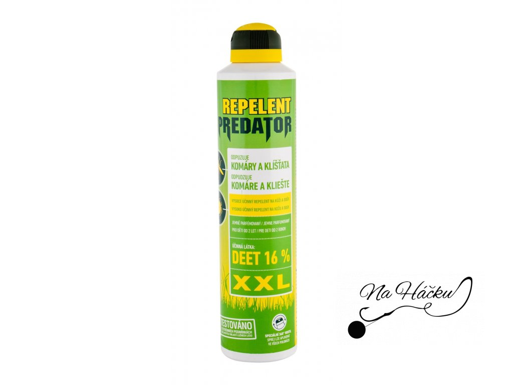 predator repelent repelent xxl spray 300 ml unisex