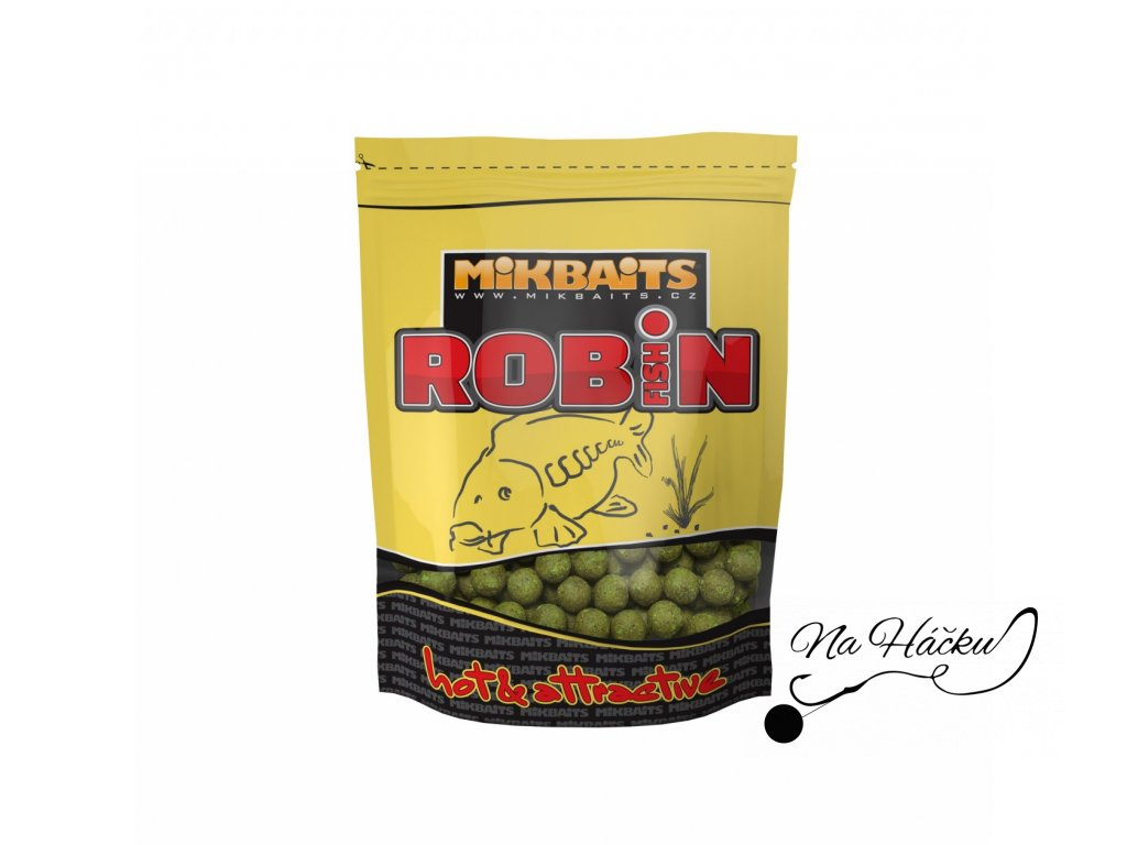 Mikbaits Robin Fish boilie 400g / 16mm