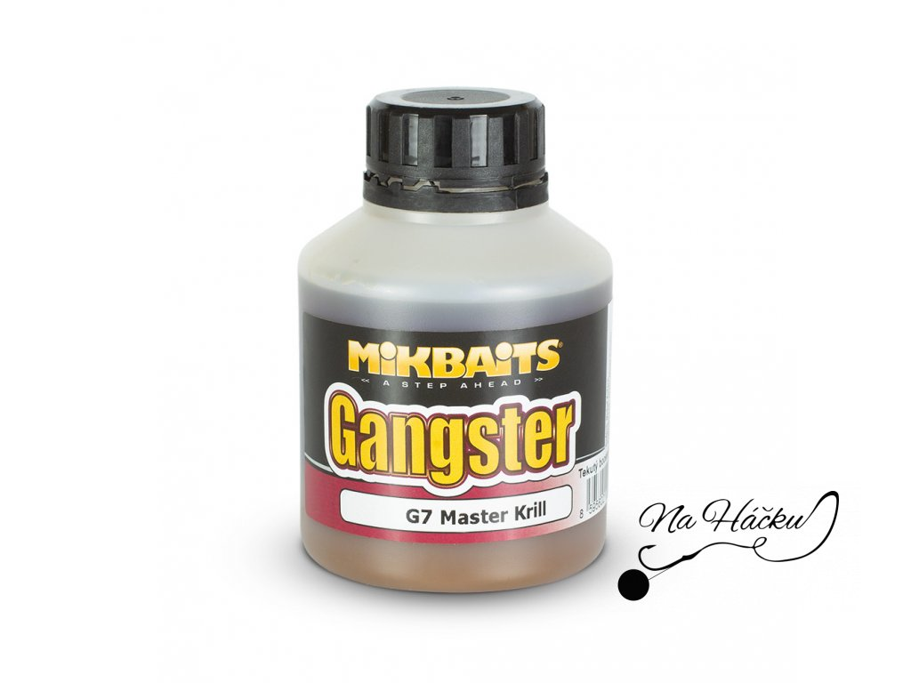 Mikbaits Gangster booster - 250ml
