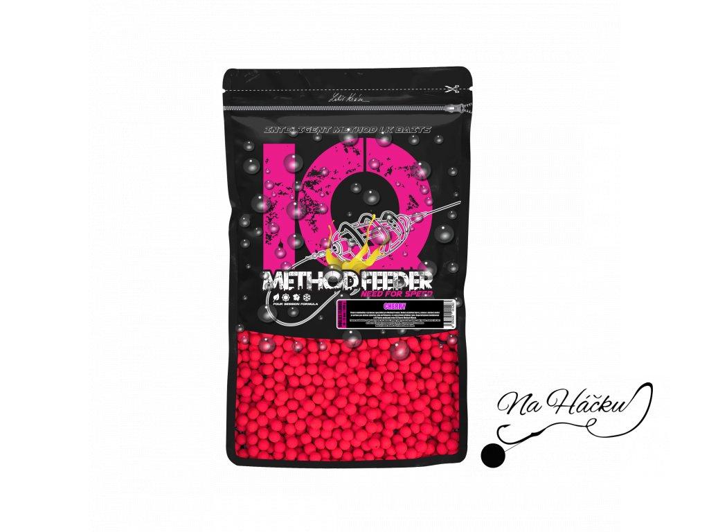LK Baits IQ Method Feeder Fluoro Boilies / 10-12mm, 600g
