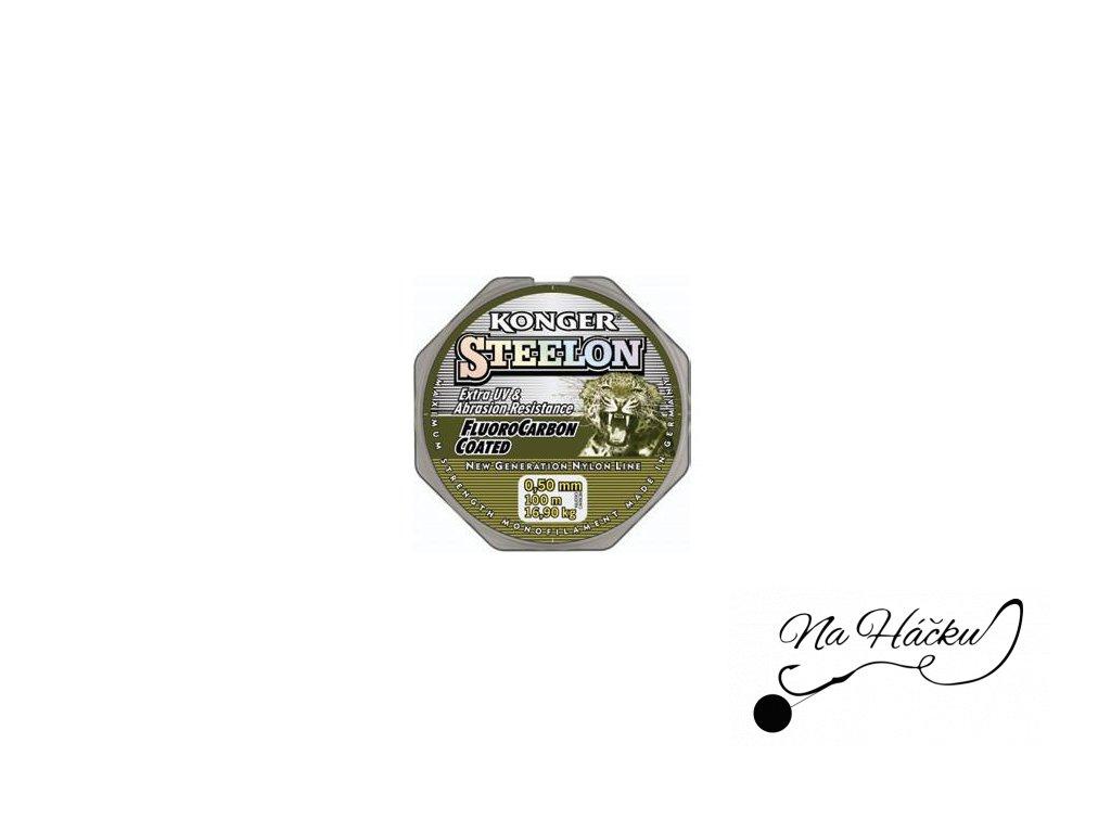 STEELON FLUOROCARBON COATED ICE 50m  0,16mm