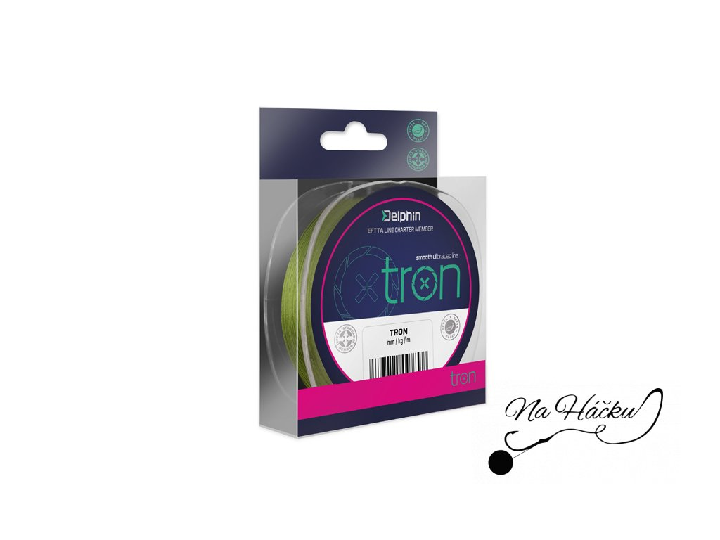 Delphin TRON zelená / 130m