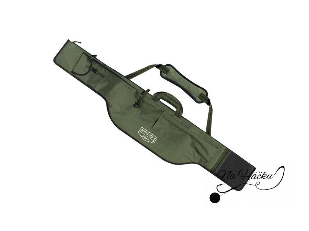 Dvoukomorové pouzdro Delphin PORTA 360-2 / dlouhá kapsa