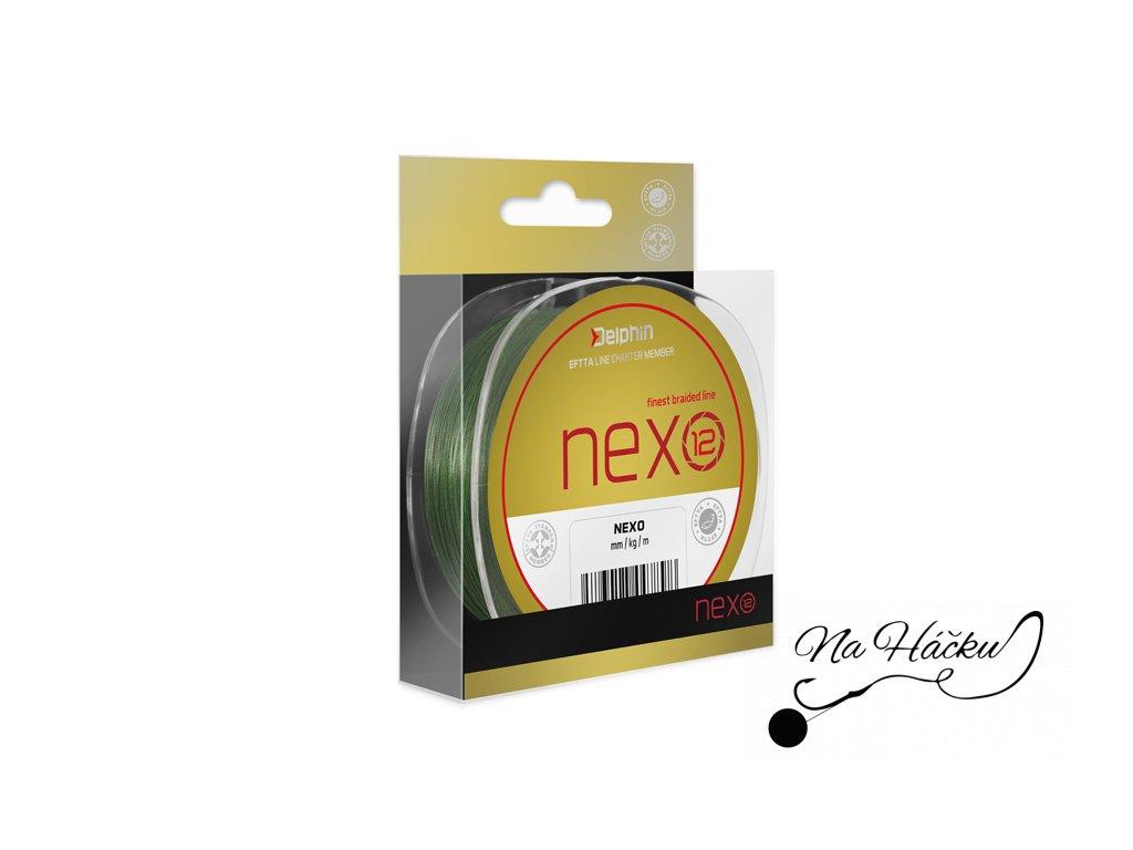 Delphin NEXO 12 zelená 300m