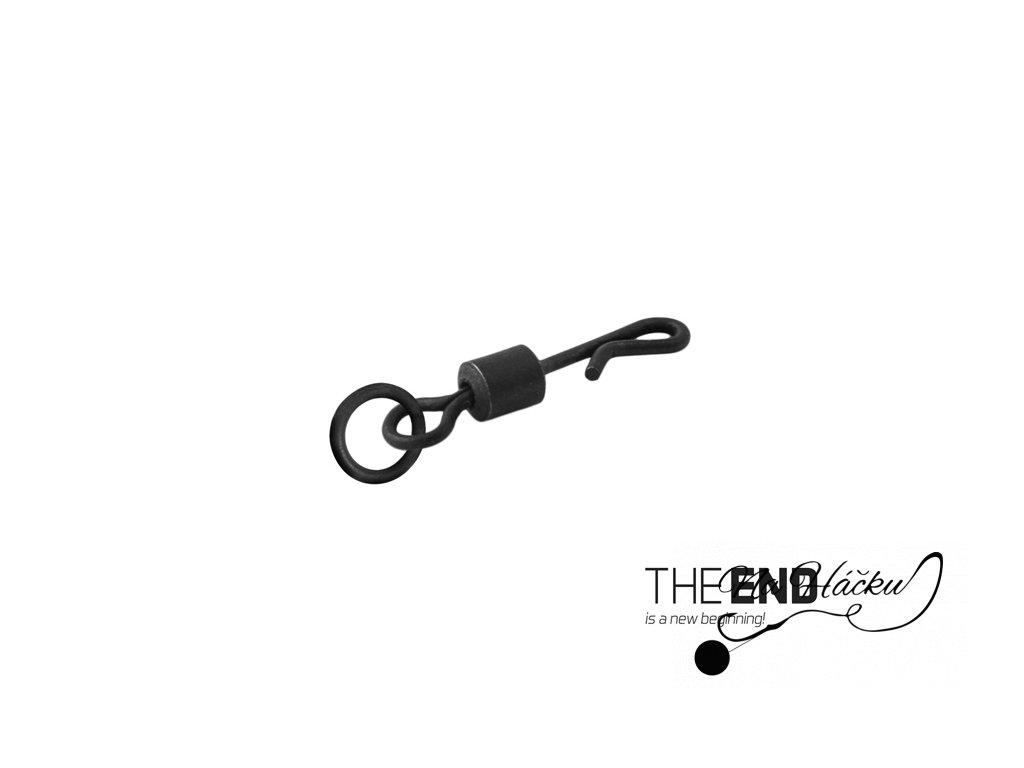 THE END Rychloobratlík s kroužkem #4 / 10ks