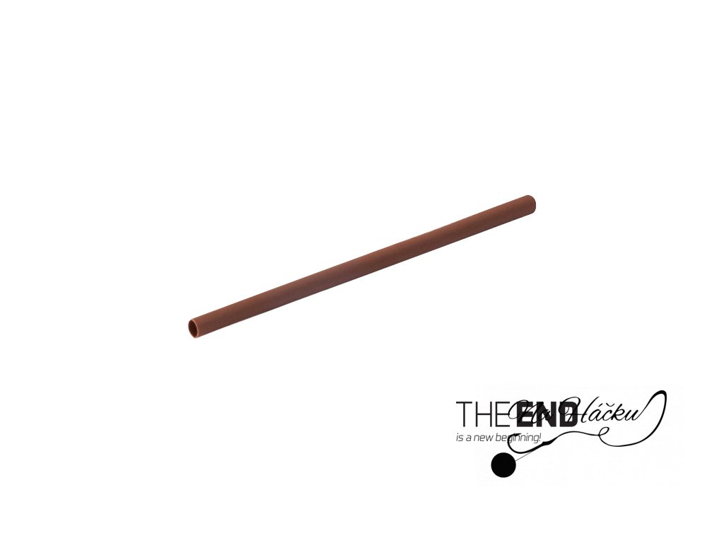 Smršťovací bužírka THE END / 50ks