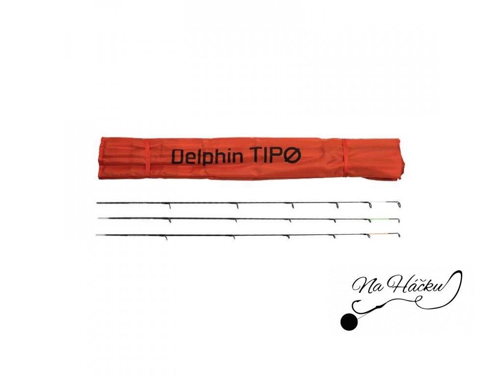 Špička feeder Delphin TIPO Carbon BG