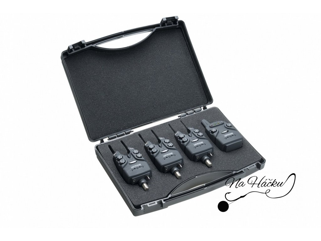 Sada hlásičů MX9 Wireless 3+1