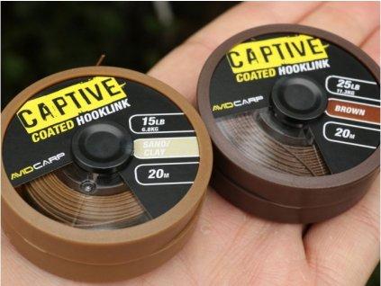 759 captive coated hooklink brown(1)