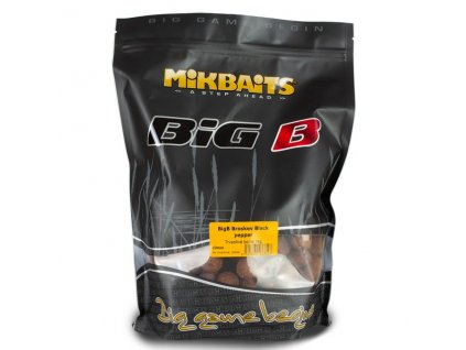 Mikbaits BiG boilie 1kg - BigB