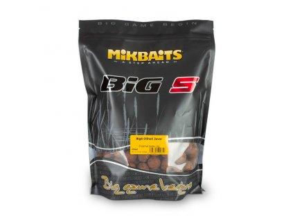 Mikbaits BiG boilie 1kg - BigS