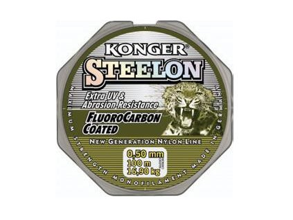 STEELON FLUOROCARBON COATED ICE 50m  0,16mm