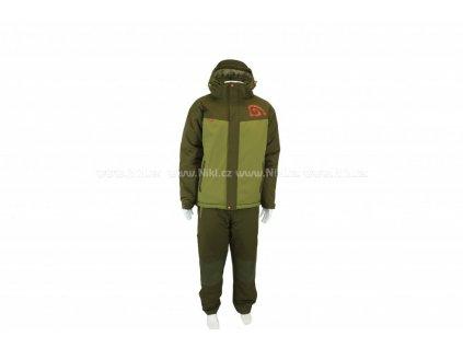 Trakker Nepromokavý zimní komplet 2 dílný - Core 2-Piece Winter Suit xxl
