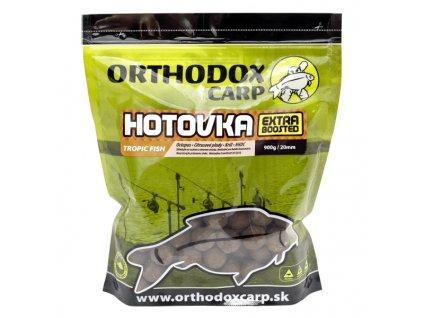 Orthodox boilies Hotovka - 900g  TROPIC
