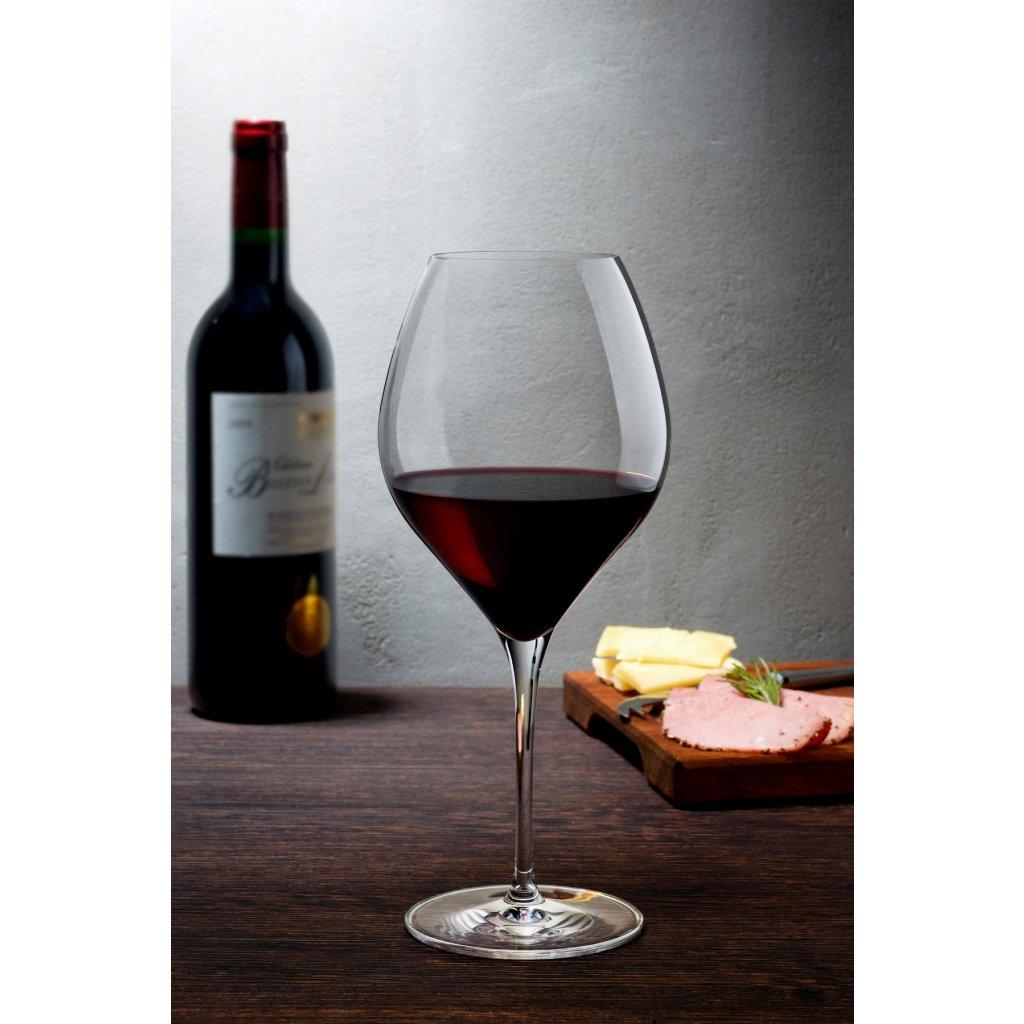 Vinifera Set of 2 Red Wine Glasses 790 cc 3