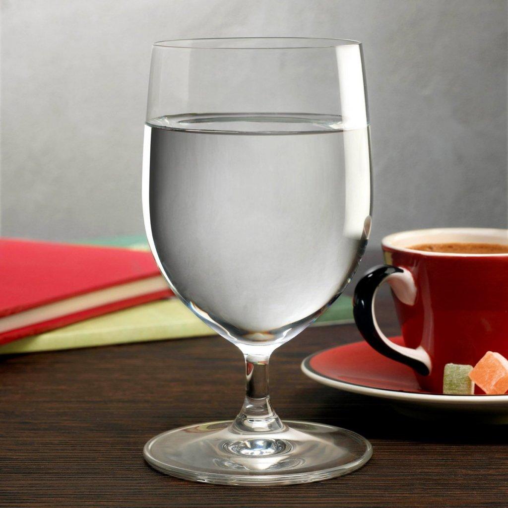 Vintage Set of 2 Water Glasses 3