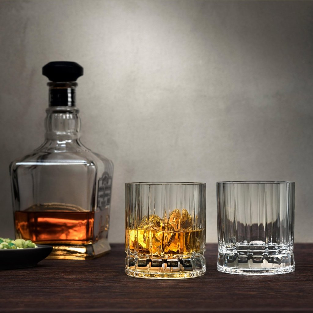 Wayne Set of 4 SOF Whisky Glasses 4