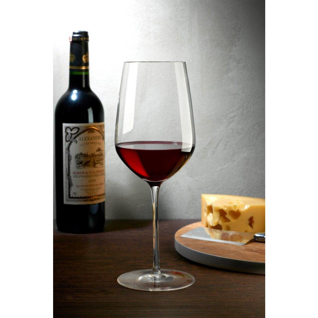 Whisper Set of 2 Red Wine Glasses 3