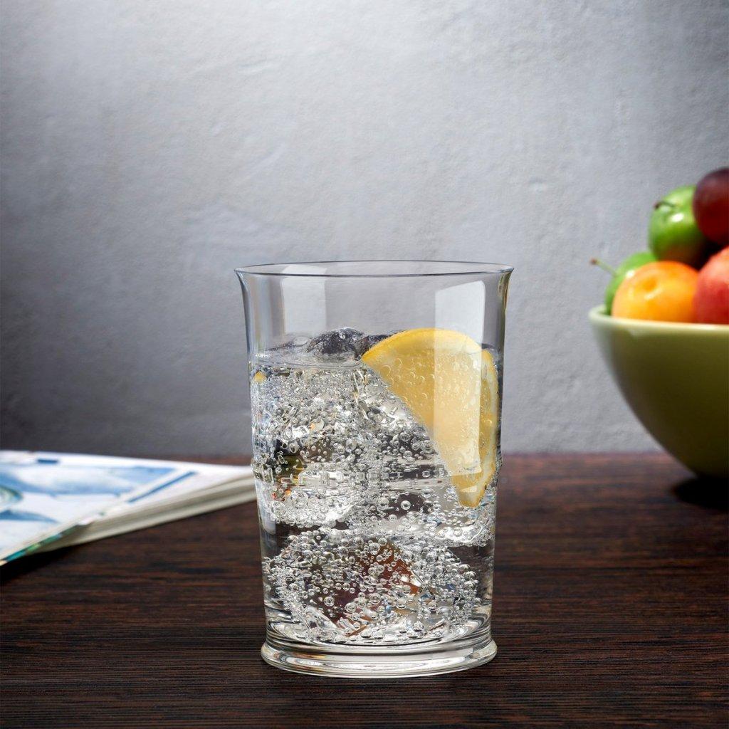 Jour Set of 2 Short Water Glasses 3