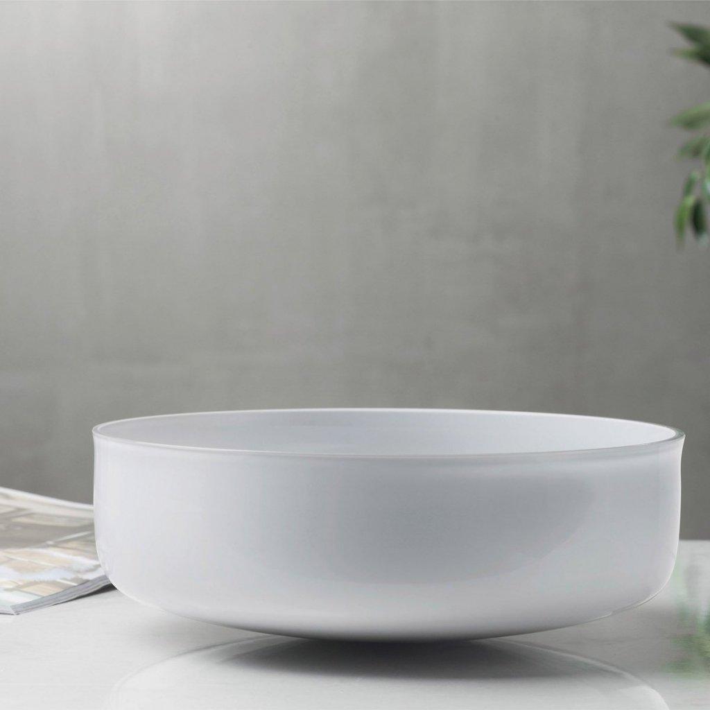Midnight Bowl Large Opal Grey 2