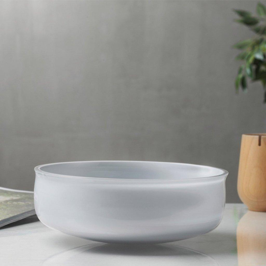 Midnight Bowl Medium Opal Grey 2