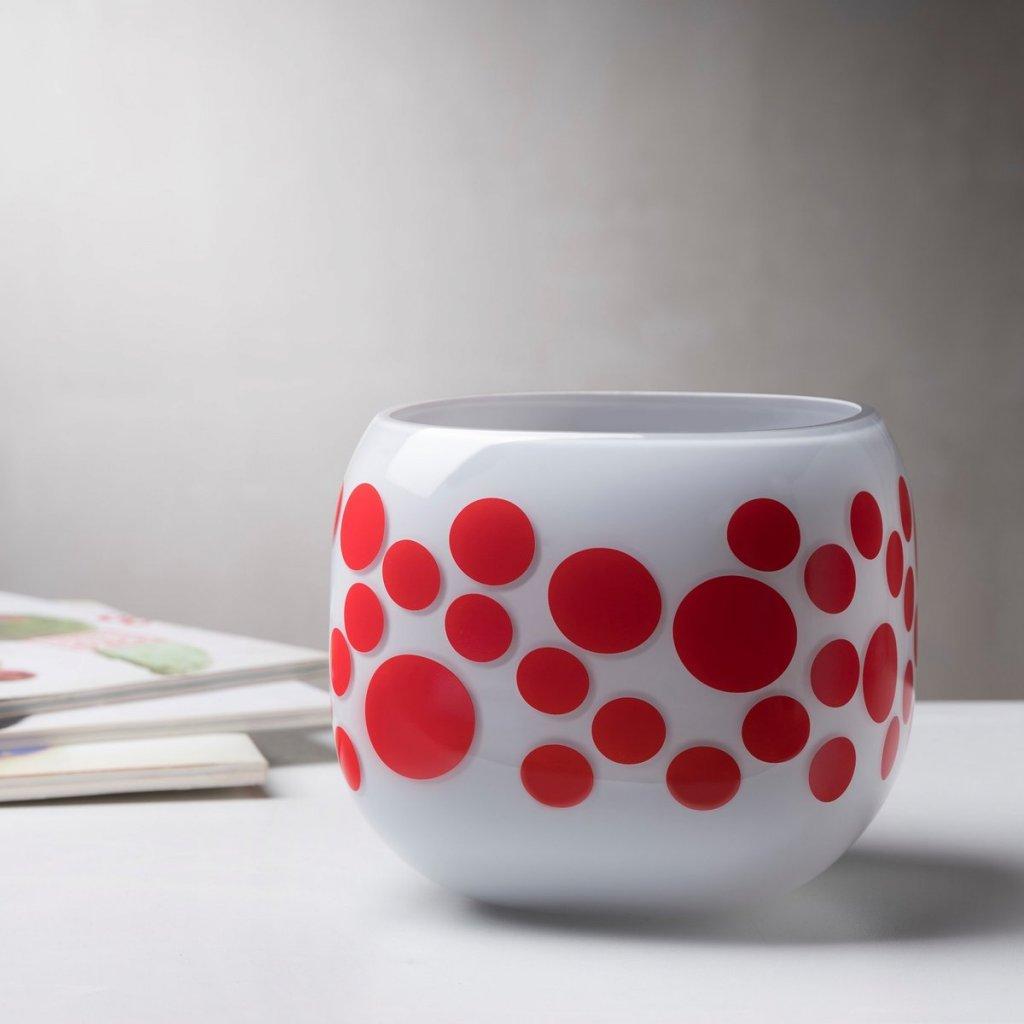 Mono Box Vase Medium Iris Apfel Collection 2