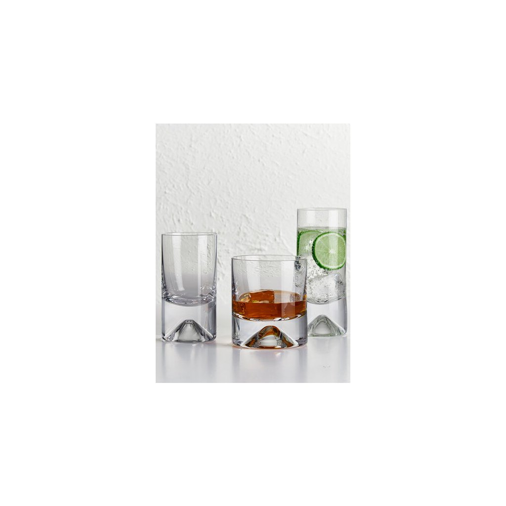 NO.9 set 4 sklenic na whisky