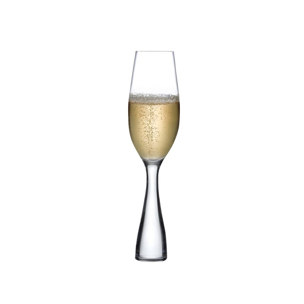Wine Party Set of 2 Champagne Glasses 2
