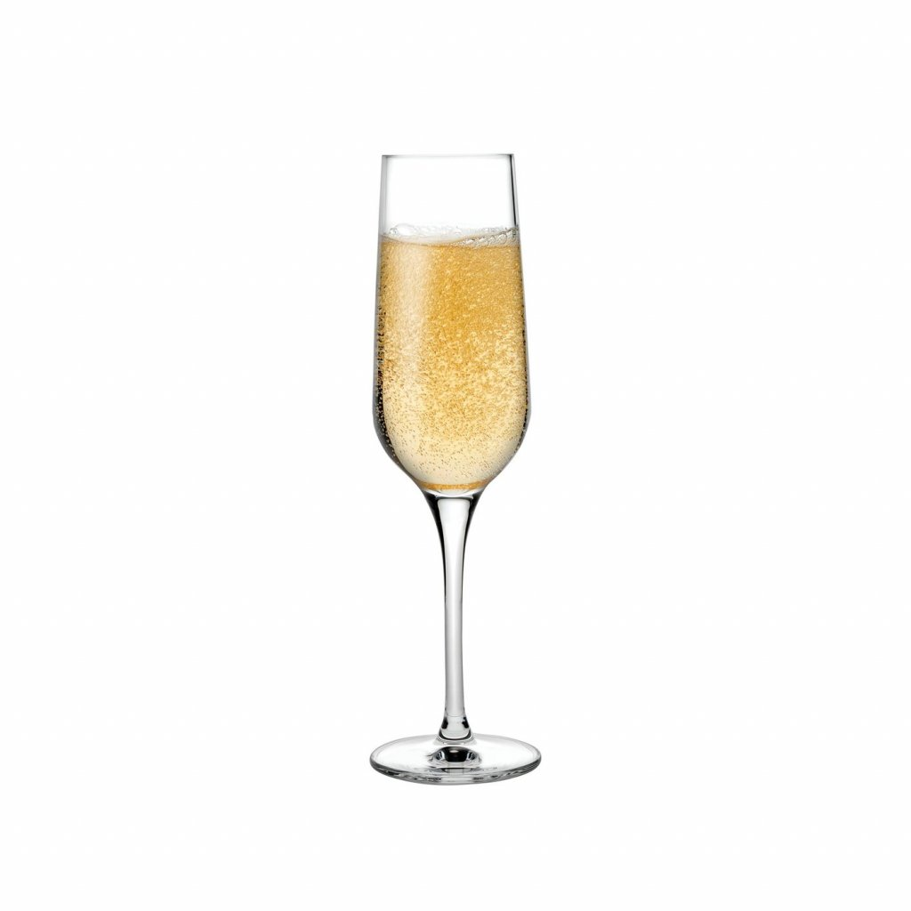 Refine Set of 2 Champagne Glasses