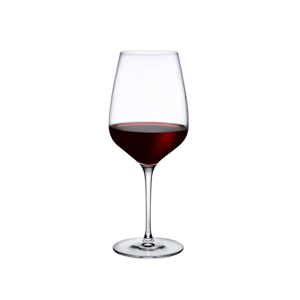 Refine Set of 2 Red Wine Glasses 2