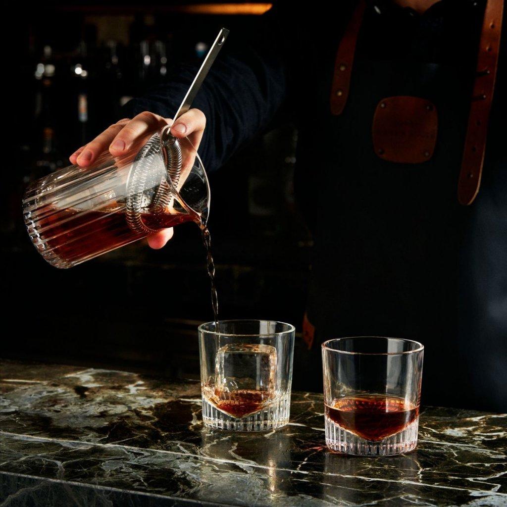 Caldera Set of 4 Whisky Glasses 270cc 3