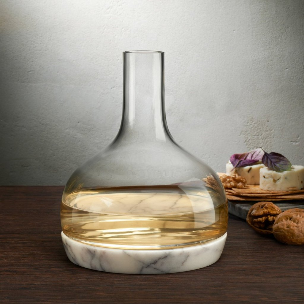 Chill Carafe With Marble Base 3