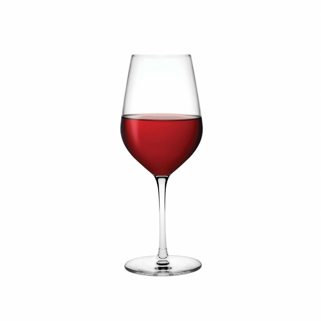 Climats Set of 2 Red Wine Glasses 500 cc