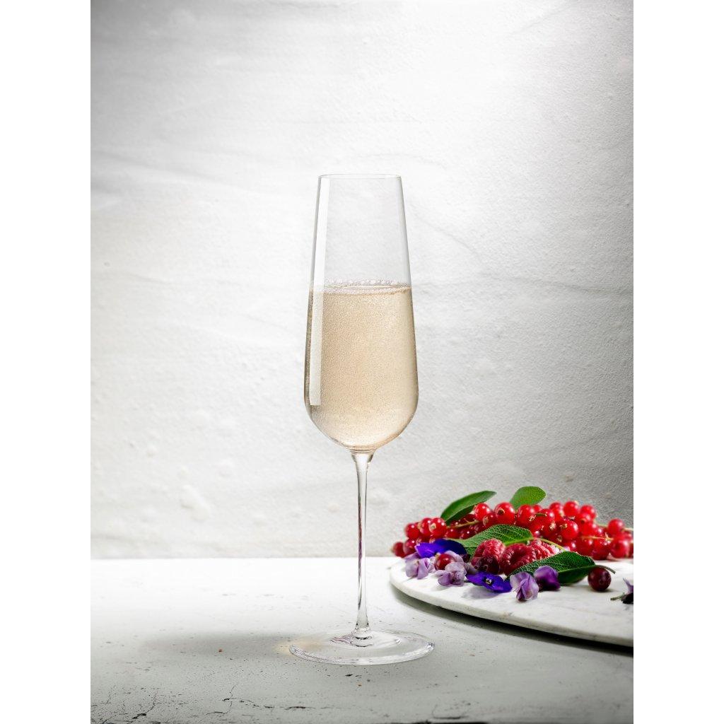 Lifestyle Stem Zero Champagne Glass 32018