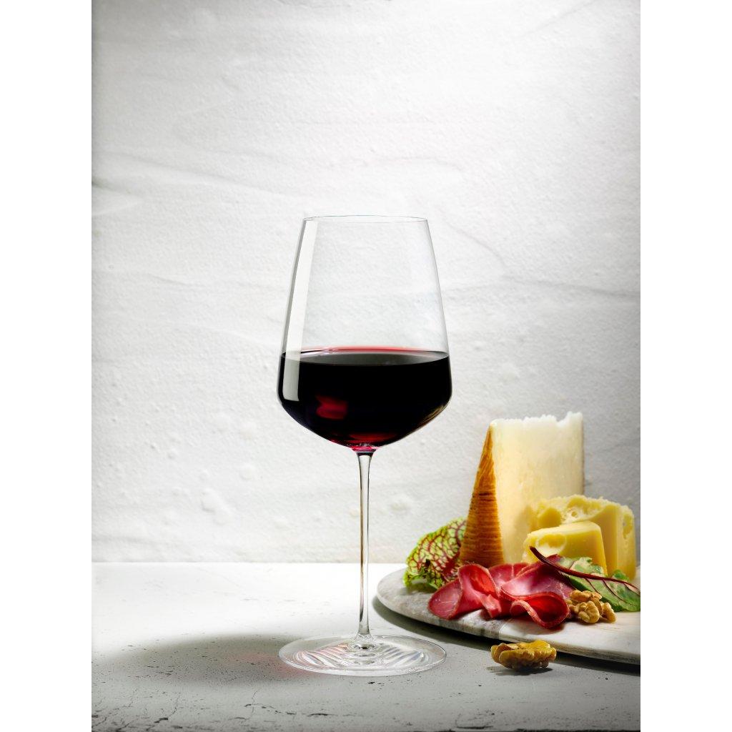 Lifestyle Stem Zero Powerful Red Wine Glass 32024