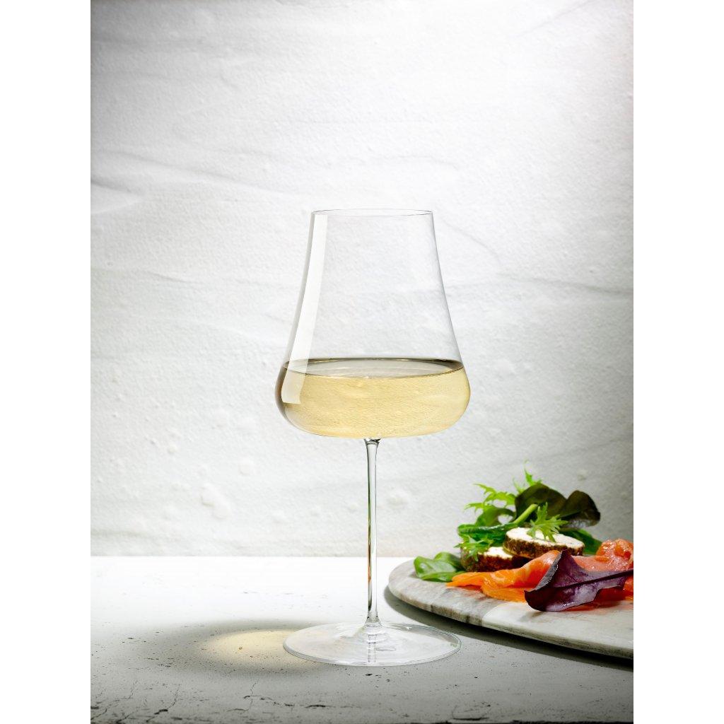 Lifestyle Stem Zero White Wine Glass 32020