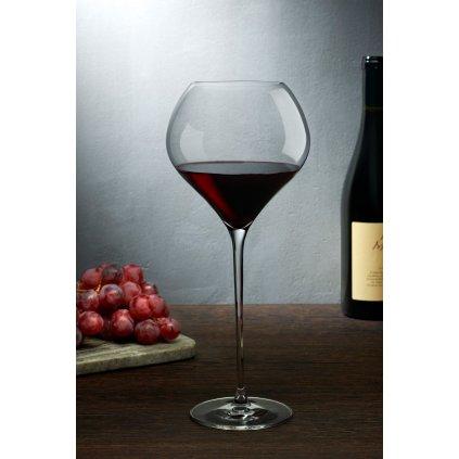 fantasy 29 ozcrystal red wine glass