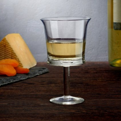 Jour Set of 2 White Wine Glasses 3