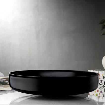 Midnight Bowl Extra Large Black 2