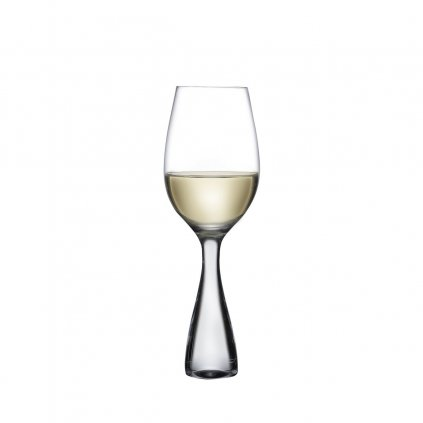 Wine Party Set of 2 White Wine Glasses 2