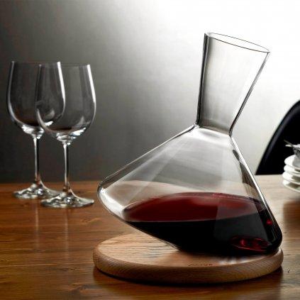 BALANCE WINE DECANTER 3