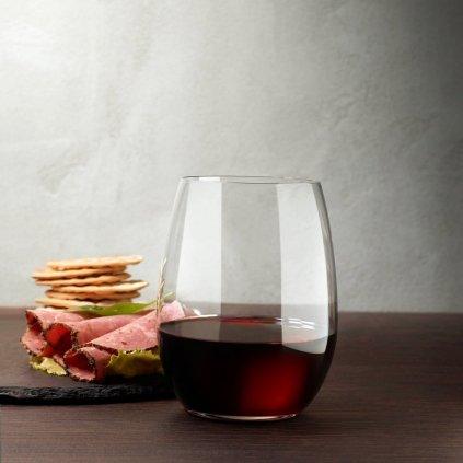 Pure Set of 4 Bordeaux Glasses 3