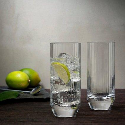 Big Top Set of 4 High Ball Glasses 300 cc 3