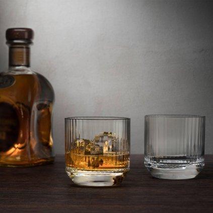 Big Top Set of 4 Whisky SOF Glasses 3
