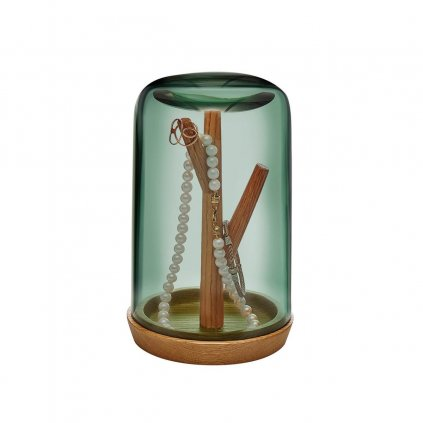 BLOSSOM JEWELLERY BOX GREEN 2