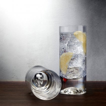 Shade Set of 4 High Ball Glasses 3