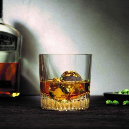Caldera Set of 4 Whisky Glasses 325cc 3